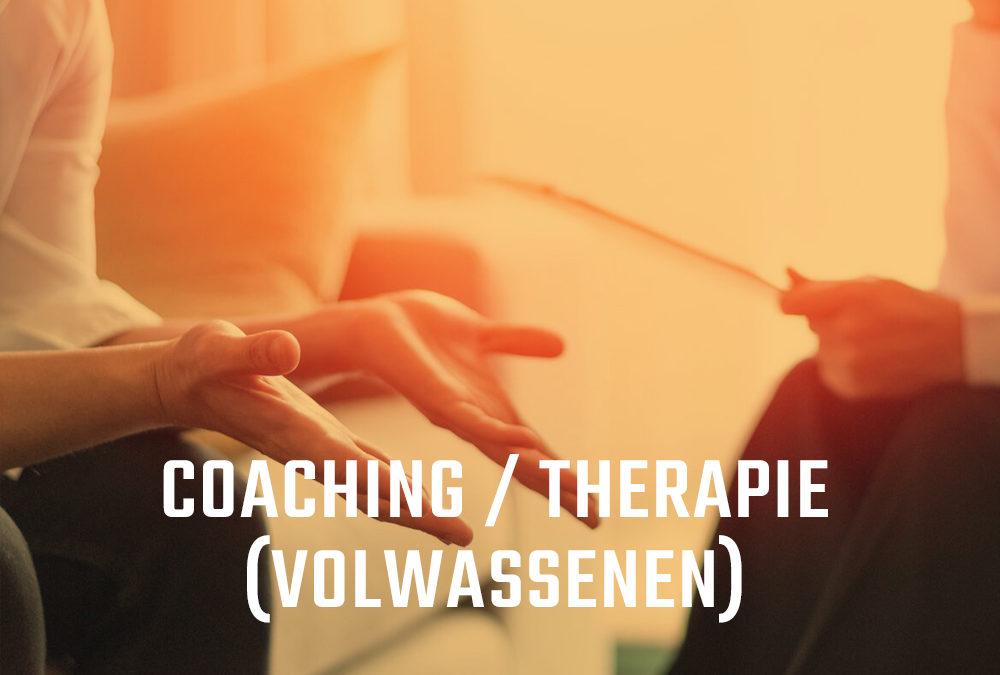 Counseling / coaching / therapie