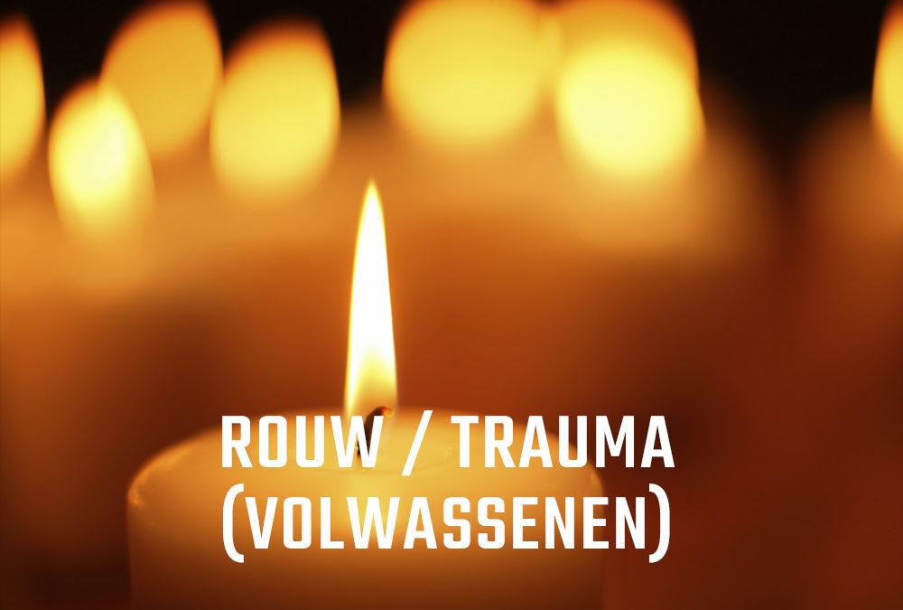 Rouw- en traumaverwerking