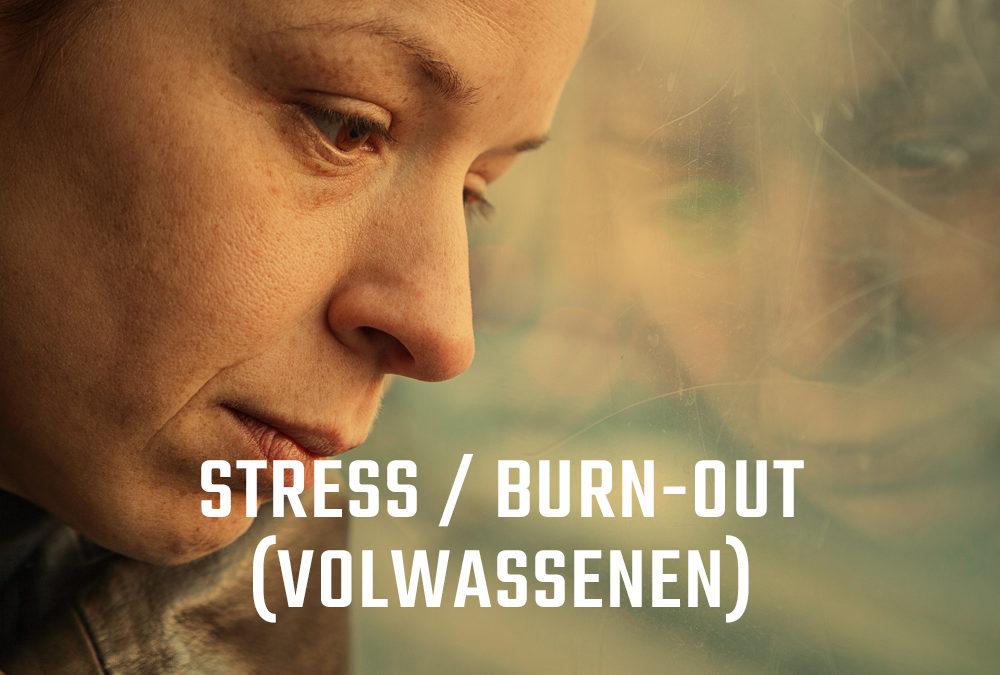 Burn out behandeling